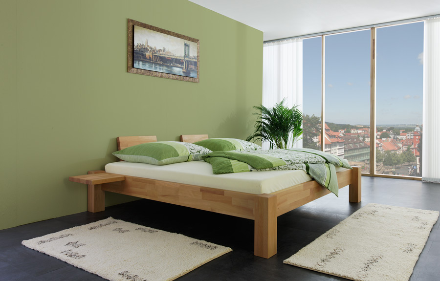bett rund 200x200 amped for. Black Bedroom Furniture Sets. Home Design Ideas